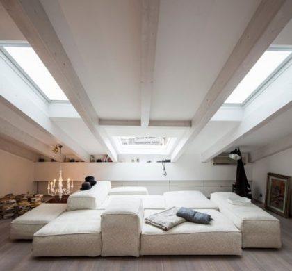 Κατοικία κάτω από την στέγη